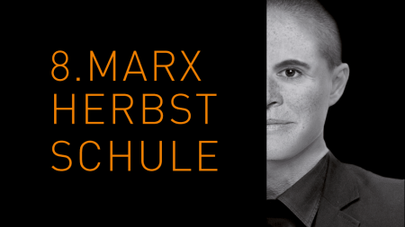 8. Marx Herbstschule: David McNally